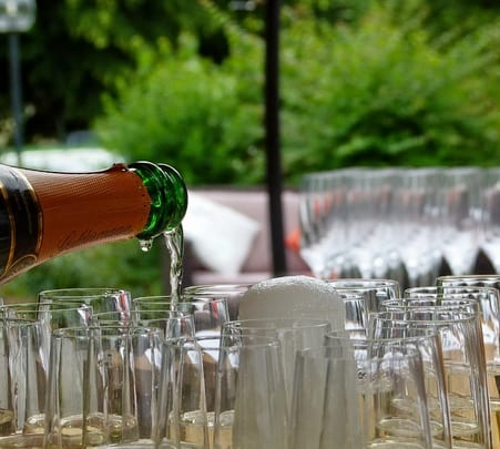 Champagne Lunch at Osian in Rajasthan