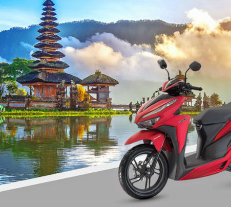 Scooter Rental in Bali - Flat 20% off