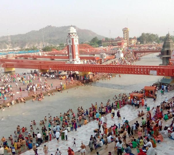 Day Trip to Haridwar in a Private Car