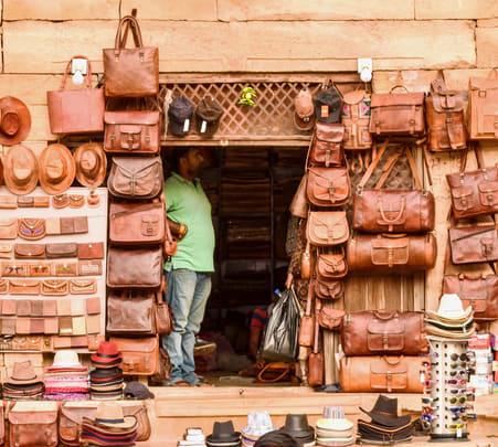 Shopping Tour in Jaisalmer-flat 30% off