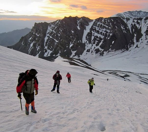 Stok Kangri Summit Trek 2017