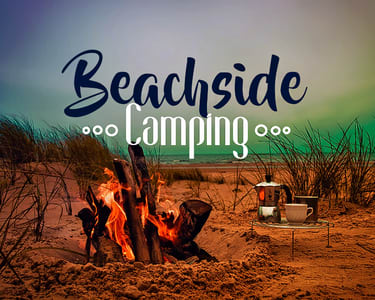 Beach Bonfire and Camping in Chennai - Flat 18% Off