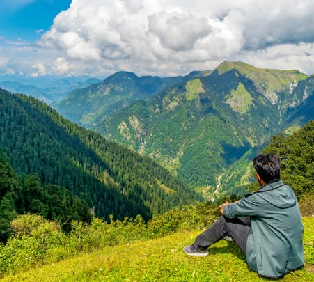 3 Days /2 Nights Stay in Tirthan Valley