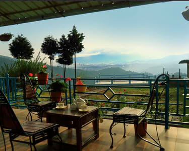 Mukteshwar Orchard Stay With Himalayan View - Flat 23% Off