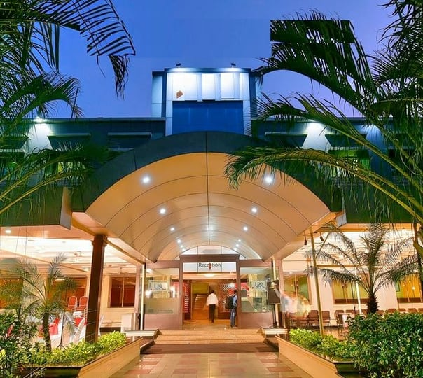 Water Park Activities and Resort Stay in Khopoli