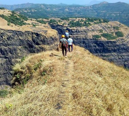 Trekking with Multiple Activities in Lingana, Pune