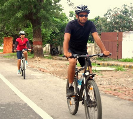 Dehradun to Mussoorie Cycling Tour