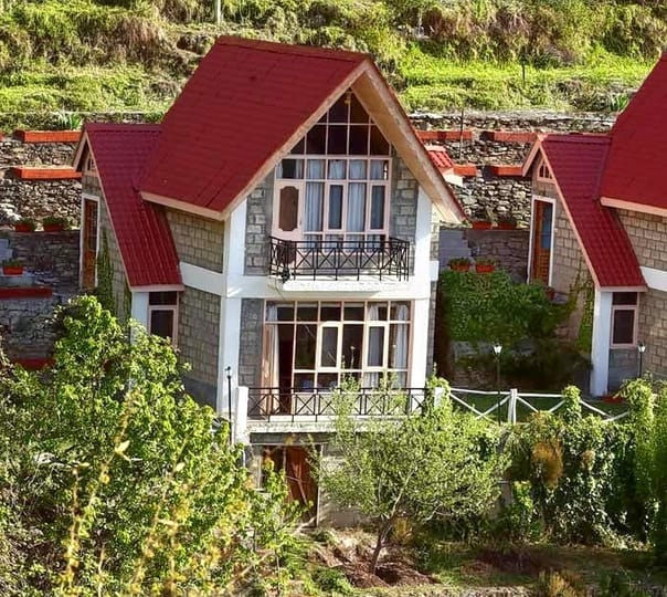 Stay in Cottages at Narkanda