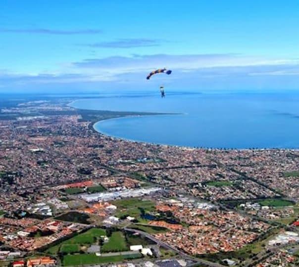 Skydiving Experience in Rockingham