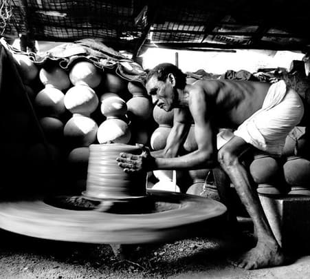 A Potter's story, Madurai