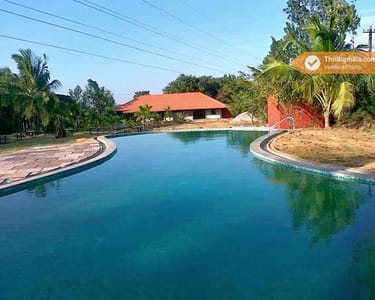 Day Out at Vana Resort, Bangalore - Flat 34% off