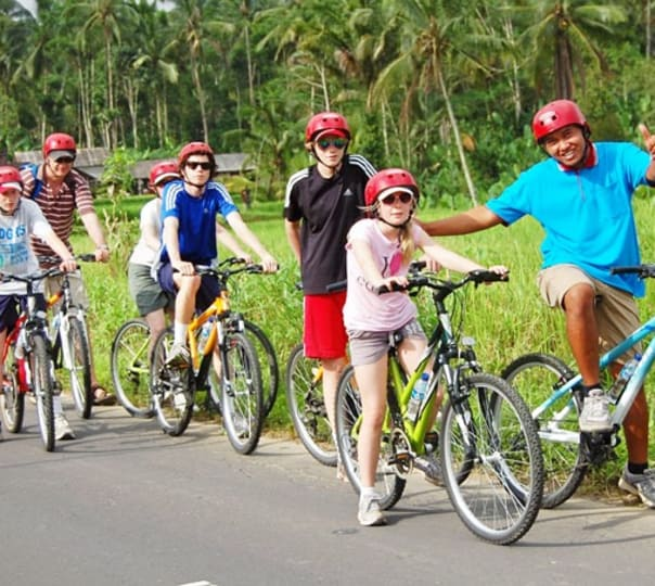 Cycling Tour in Ubud