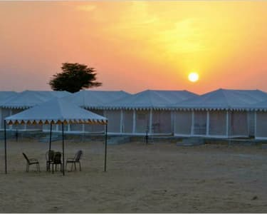 Desert Camp in Jaisalmer Flat 34% Off