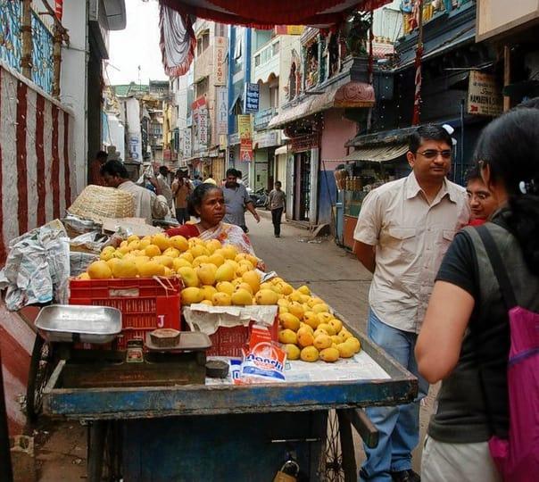 Guided Walk Through Old Bangalore