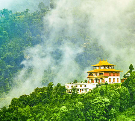 5 Days Gangtok Darjeeling Tour Package