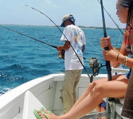 Fishing with Island Trip in Goa