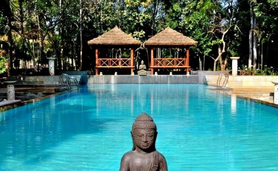 Day out at discovery village resort in bangalore - Cost of building a swimming pool in india ...
