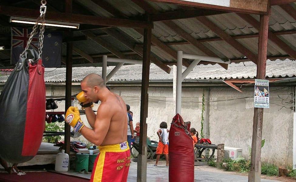 Kick Boxing Training In Goa