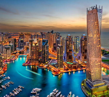 Dubai 3 Nights 4 Days Package at Flat 20% off