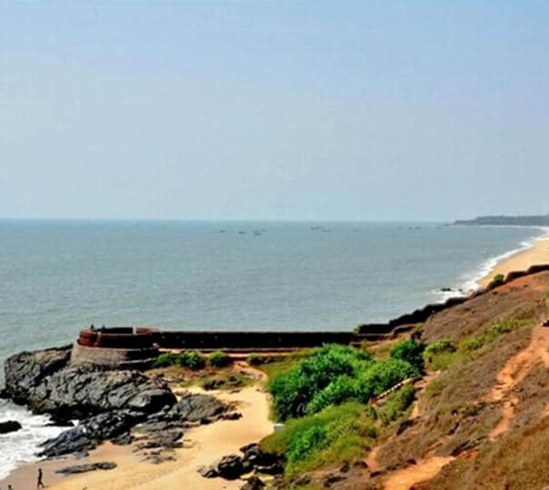 Forts and Beaches Cycle Trail, Nileshwaram