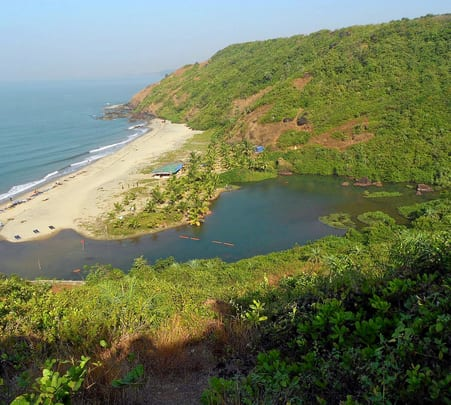Trekking and Kayaking Expedition in Neuti, Goa - Flat 17% Off