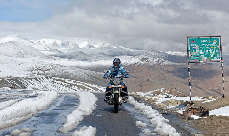 Manali to Spiti Valley Bike Tour