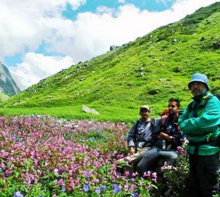 Pin Parvati Pass Trek