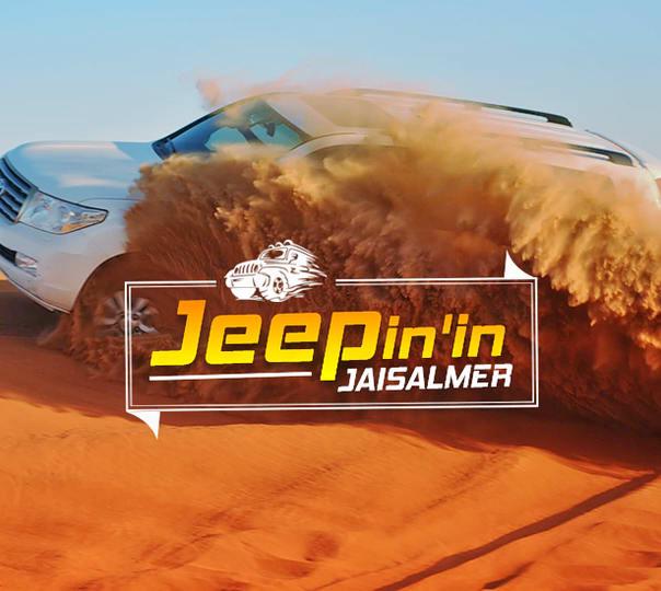 Jeep Safari in Jaisalmer