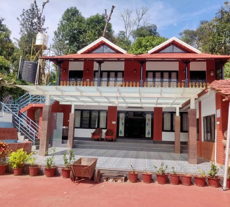 Luxurious Homestay in Chikmagalur