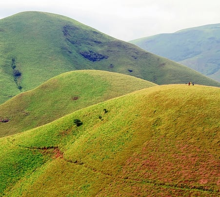 Sightseeing and Overnight Stay at Kudremukh
