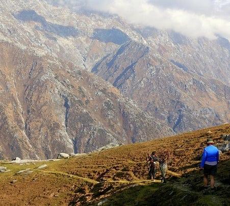 Prashar Lake Trek, Himachal Pradesh 2017