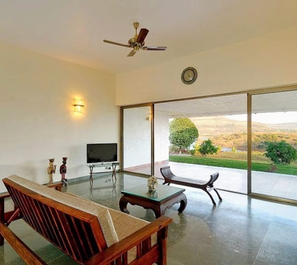 Family Stay Experience at Le Farm, Pune