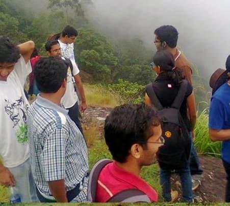 Trek Through A Tea Plantation In Munnar