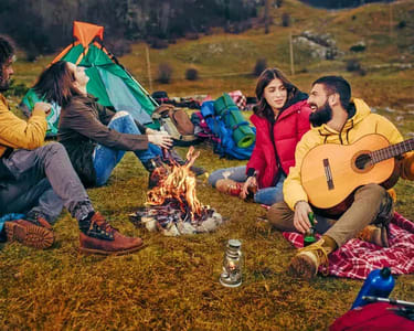 Camping Escapade and Adventure in Shimla Flat 25% off