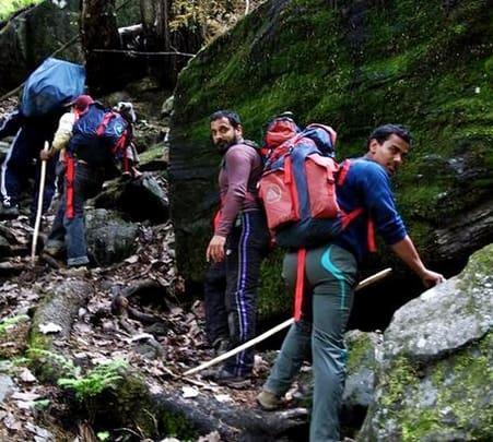 Phanaswadi and Shimbola Waterfall Trek, Belgaum