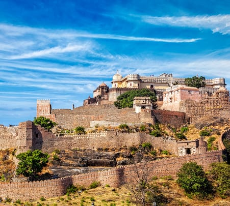 Heritage Day Out at Kumbhalgarh Flat 47% Off