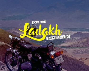 Ladakh Bike Trip : Manali Leh Srinagar