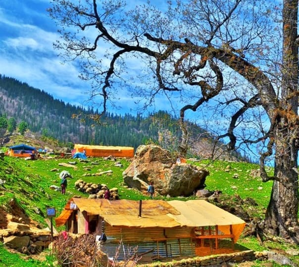 Kheerganga Trekking Tour from Delhi Via Kasol