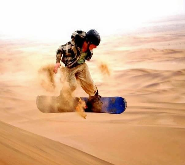 Extreme Adventure Tour in Dubai