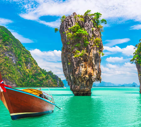 James Bond Island Trip from Krabi Flat 20% off