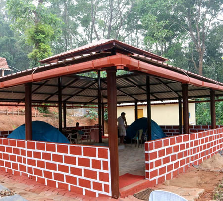 Homestay with Homecooked Meals, Sakleshpur
