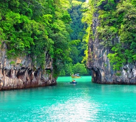 Island Cruise to Phang Nga Islands near Phuket