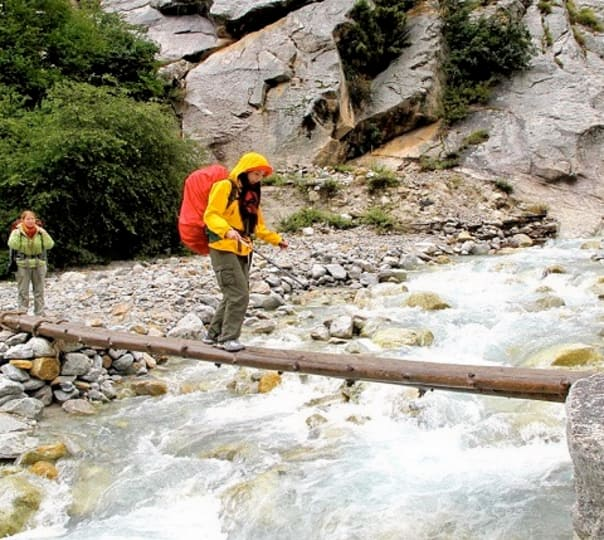 Gangotri Trek to the Source of Ganga, 2017