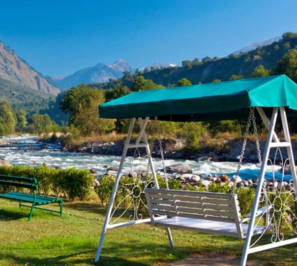 Riverside Stay at Span Resort and Spa, Manali