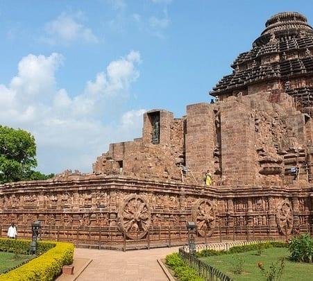 Village tour through Orissa