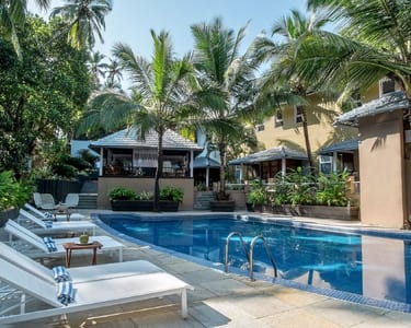 Luxurious Stay at Casa Vagator in Goa Flat 42% off