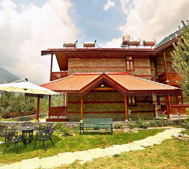 Stay at Shivadya Resort in Manali