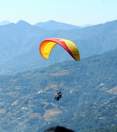 Paragliding in India: A Detailed Guide on Everything You