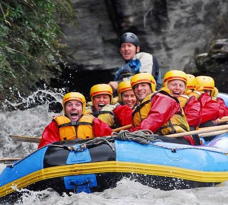 Kali River Rafting, Uttarakhand 2018