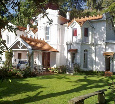Bungalow Style Homestay in Ooty